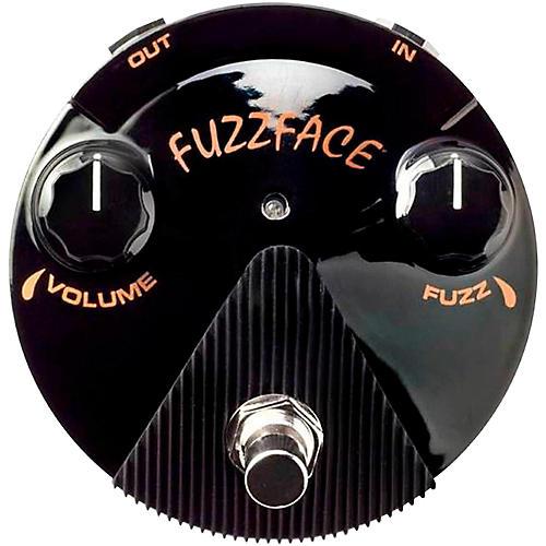 Dunlop Bonamassa Fuzz Face Mini Guitar Effects Pedal-thumbnail