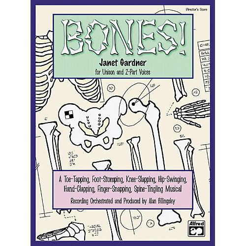 Alfred Bones - Director's Score