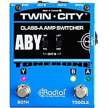 Radial Engineering Bones R800-7115 Twin City A-B-Y Footswitch