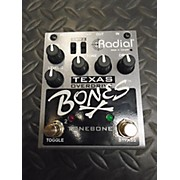 Radial Engineering Bones Texas Overdrive Effect Pedal