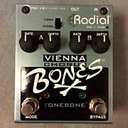 Radial Engineering Bones Vienna Dual Mode Chorus Effect Pedal