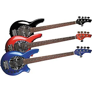 Ernie Ball Music Man Bongo 5 String Bass with 2 Humbucker Pickups by Ernie Ball Music Man
