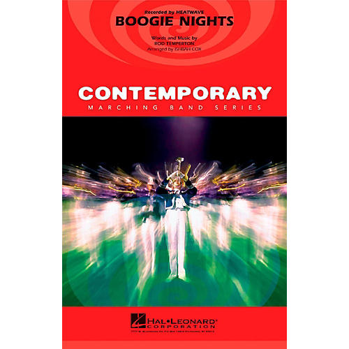 Hal Leonard Boogie Nights - Pep Band/Marching Band Level 3-thumbnail