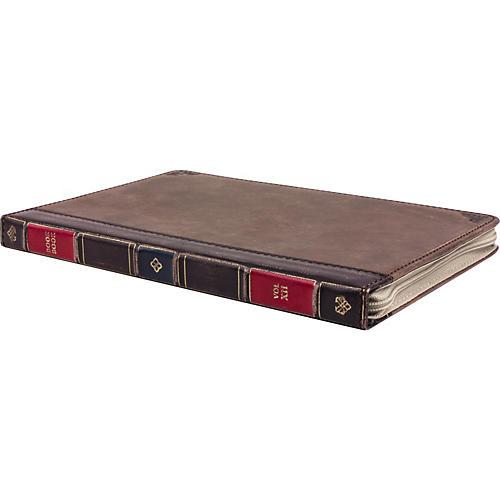 Twelve South BookBook Genuine Leather Hardback Case Brown For iPad Mini