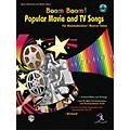 Alfred Boom Boom! Popular Movie and TV Songs for Boomwhackers Book with CD  Thumbnail