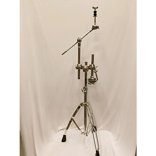 Used Mapex Boom Cymbal Stand With Rack Tom Mount Cymbal