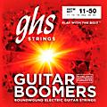 GHS Boomer Electric Guitar Strings Medium (11-50) with (28-D) and (38-A)-thumbnail