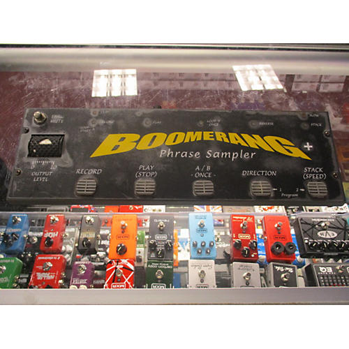 Boomerang Boomerang Plus Pedal