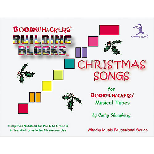 Boomwhackers Boomwhackers Building Blocks Christmas Songs Book-thumbnail