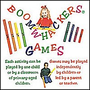 Rhythm Band Boomwhackers Games CD