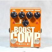 Tech 21 Boost Comp Effect Pedal