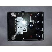 Tech 21 Boost Overdrive Effect Pedal
