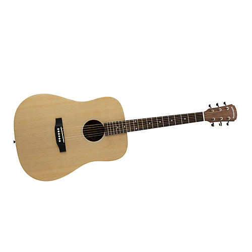 Bedell Born Hippie Dreadnought Acoustic Guitar-thumbnail
