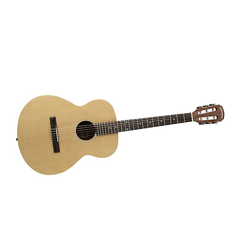 Bedell Born Hippie Orchestra Nylon Acoustic Guitar-thumbnail
