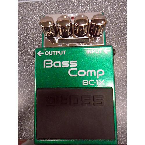 Boss Boss BC-1X Bass Effect Pedal-thumbnail