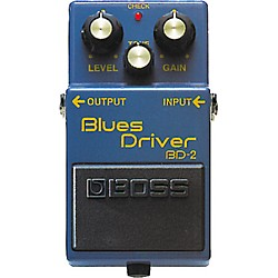 Boss BD-2 Blues Driver Pedal (BD-2)