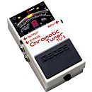 Boss TU-3 Chromatic Pedal Tuner (TU-3)