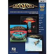 Hal Leonard Boston - Guitar Play-Along DVD Volume 31