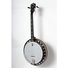 Deering Boston 17-Fret Tenor Banjo Level 2 Regular 888365977430