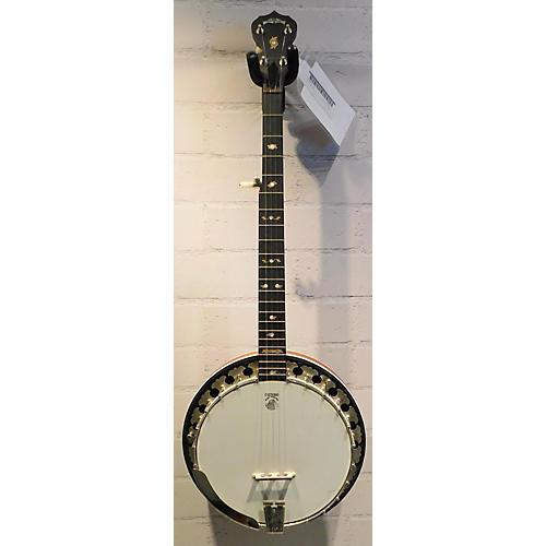 used deering boston 5 string banjo natural guitar center. Black Bedroom Furniture Sets. Home Design Ideas