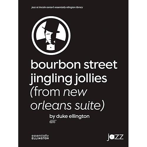 Alfred Bourbon Street Jingling Jollies Jazz Ensemble Grade 4 (Medium Advanced / Difficult)-thumbnail