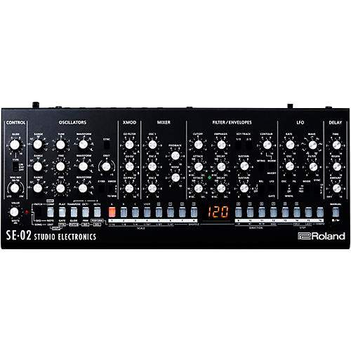 Roland Boutique SE-02 Analog Synthesizer-thumbnail