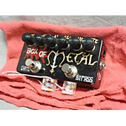 Zvex Box Of Metal Hand-Painted Effect Pedal