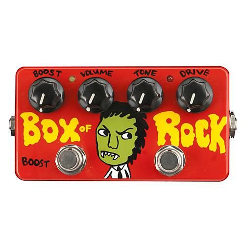 Zvex Box Of Rock Custom Painted-thumbnail