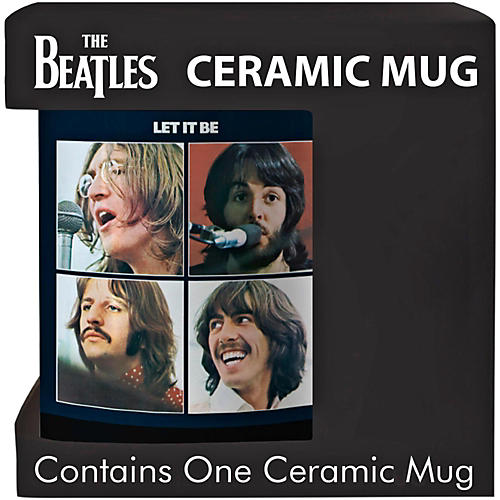 Boelter Brands Boxed Beatles Sublimated Mug - Let it Be-thumbnail