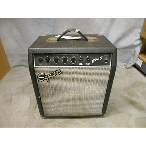 Squier Bp-15 Bass Combo Amp-thumbnail