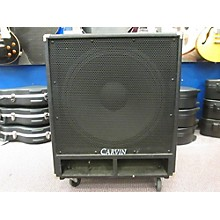 Carvin Br118-4 Bass Cabinet