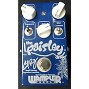 Wampler Brad Paisley Signature Overdrive Effect Pedal