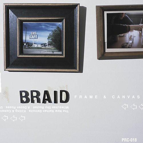 Alliance Braid - Frame and Canvas