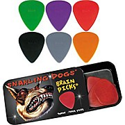 Brain Guitar Picks and Tin Box