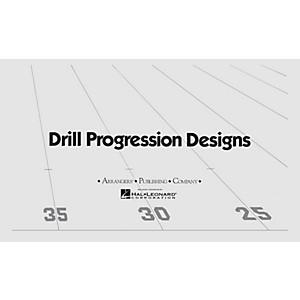Arrangers Brake Drum Break Drill Design 55 Marching Band Arranged by Rona...