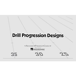 Arrangers Brake Drum Break Drill Design 68 Marching Band Arranged by Rona...