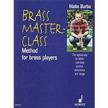 Schott Brass Master-Class (Method for Brass Players Book) Schott Series