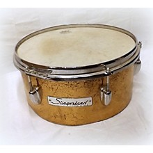 Slingerland Brass Timbale Timbales