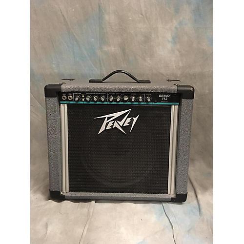 Peavey Bravo 112 Tube Guitar Combo Amp