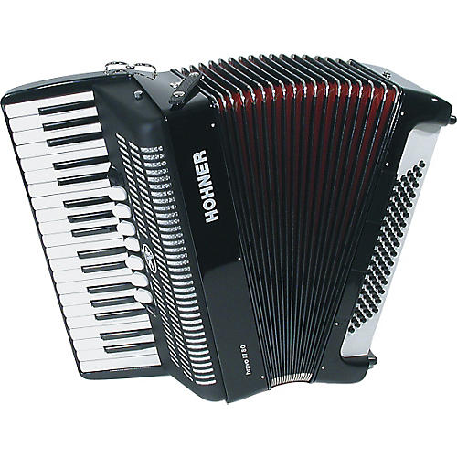 Hohner Bravo Piano Accordion 80 Bass