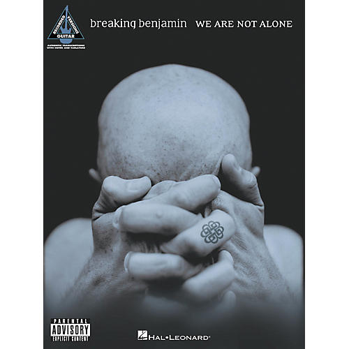 Hal Leonard Breaking Benjamin We Are Not Alone Guitar Tab Songbook