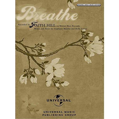 Alfred Breathe Faith Hill-thumbnail