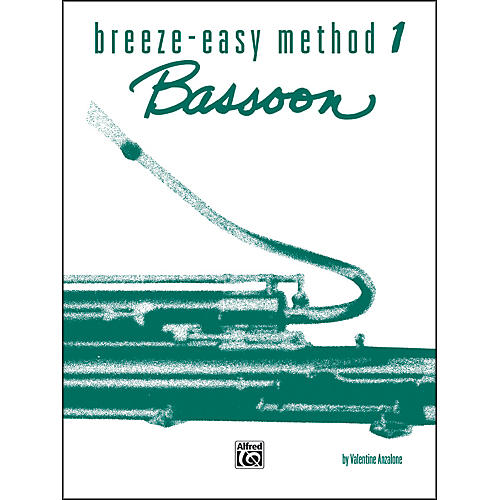Alfred Breeze-Easy Method for Bassoon Book I-thumbnail