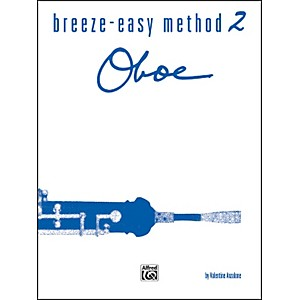 Alfred Breeze-Easy Method for Oboe Book II by Alfred