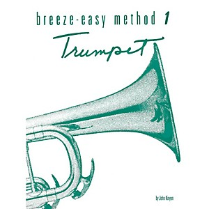 Alfred Breeze-Easy Method for Trumpet Cornet Book I by Alfred