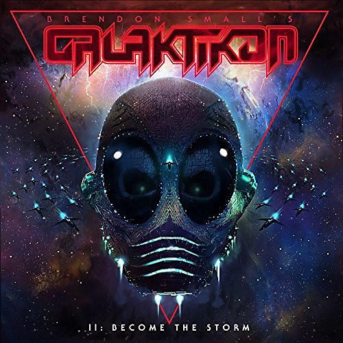 Alliance Brendon Small - Galaktikon II: Become The Storm