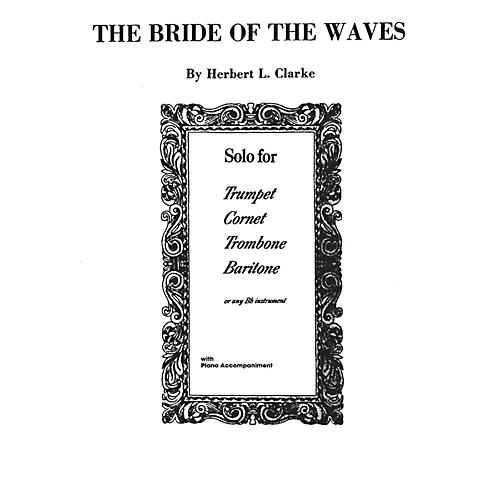 Alfred Bride of the Waves for Trumpet By Herbert L. Clarke Book-thumbnail