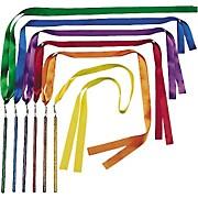 KSP Bright Color Ribbon Wands