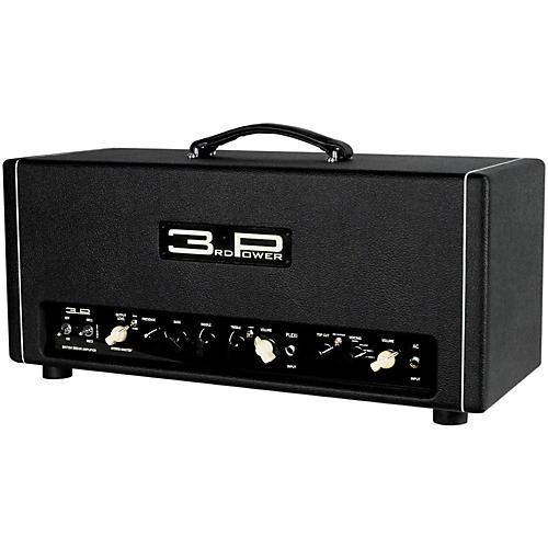 3rd Power Amps British Dream MKII 38W Tube Guitar Amp Head-thumbnail