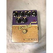 Tech 21 British Effect Pedal